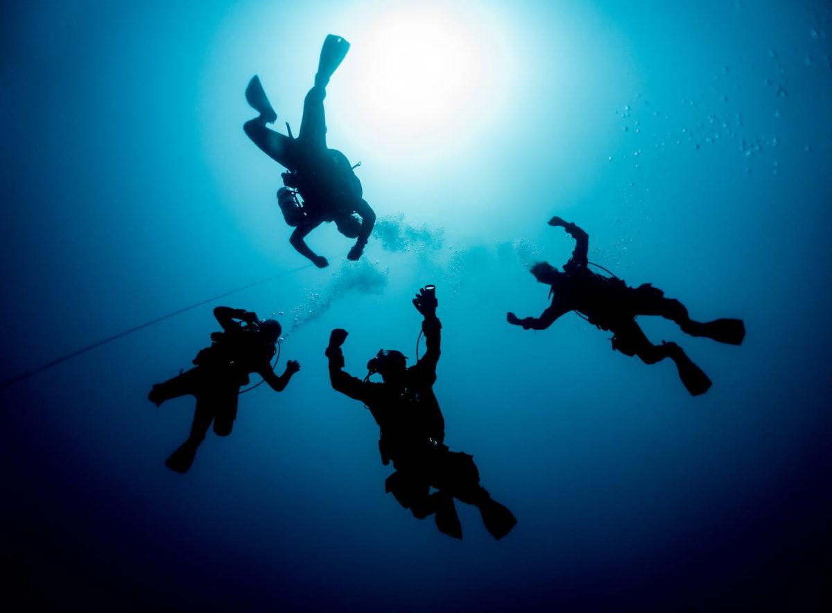 Scuba Diving in Gozo