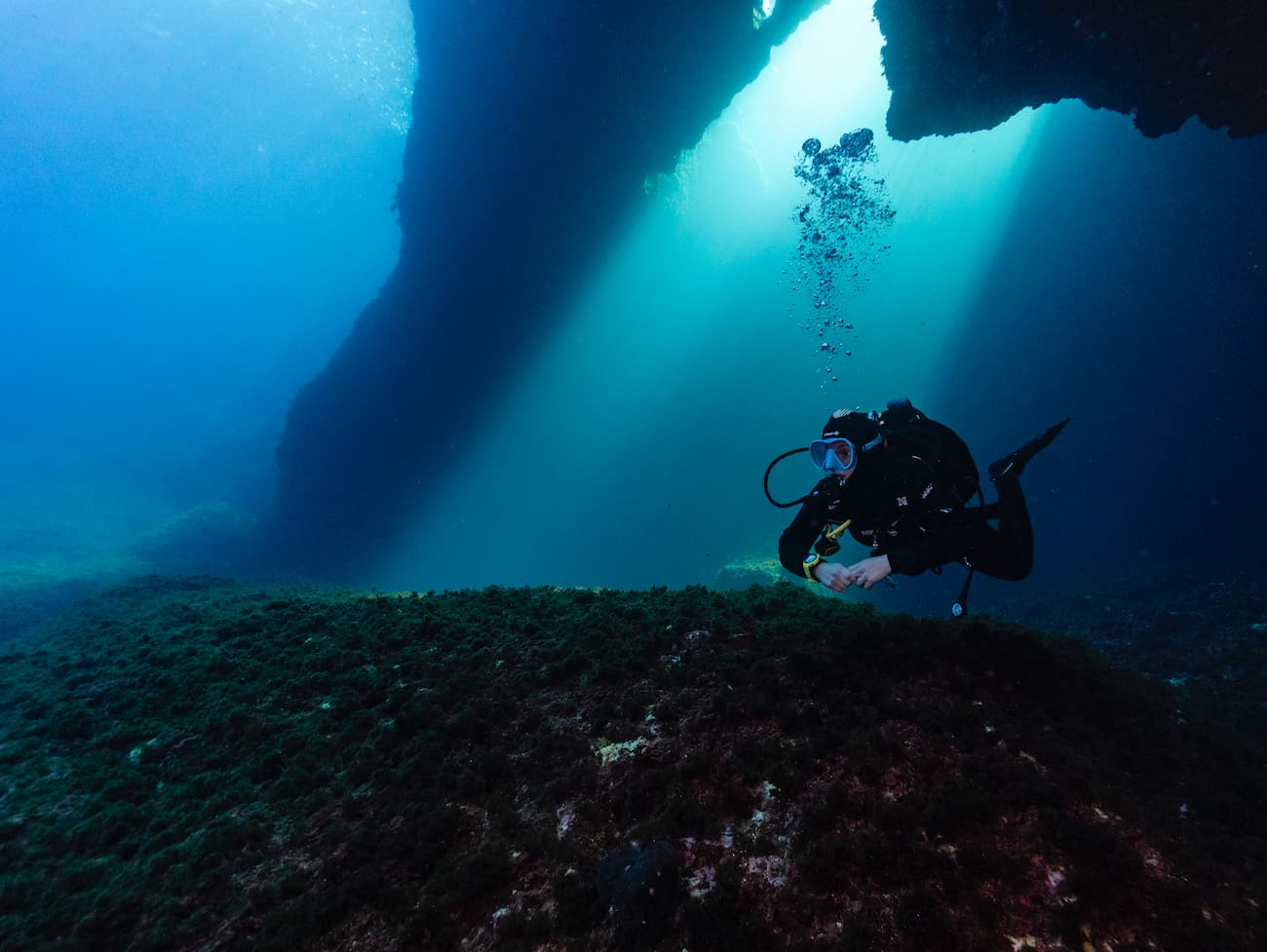 Diving Instructor Gozo and Malta